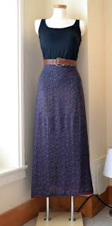 pattern for simple long skirt simple summer maxi skirt sewing pattern threadbunny