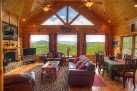 One Bedroom Cabins In Pigeon Forge Tn Cades Cove Vista Lodge View Of Mt Leconte Thunderhead Rocky