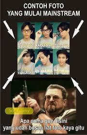 Foto Meme Indonesia - foto foto kocak dari meme comic indonesia terbaru four fantastic boys