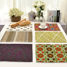 large plastic table mats buy woven table mats and get free shipping on aliexpress com