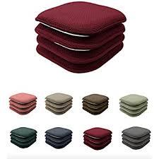 Non Slip Chair Pads Amazon Com 4 Pack Goodgram Non Slip Honeycomb Premium Comfort