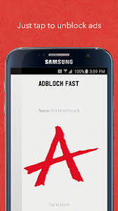 android adblock without root adblock fast android apps on play