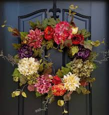 summer wreath wreaths door wreaths indian summer wreath summer fall