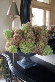 Dried Hydrangeas Create A Dried Hydrangea Arrangement Diy Home Decor