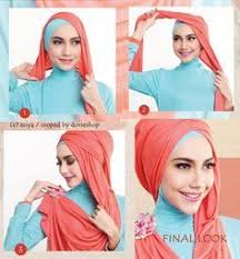 tutorial hijab pesta 2 kerudung pashmina pesta lady style tips pinterest ladies style