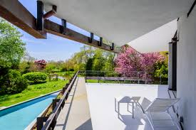 a modern home in the hamptons wsj