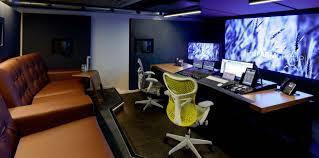 Studio Production Desk by Aka Design Editing Grading U0026 Audio Studio Furniture For The
