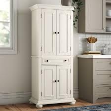 wayfair kitchen storage cabinets rochford 72 kitchen pantry pantry cabinet kitchen pantry