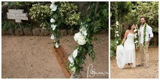 loulu palm farm estate oahu wedding
