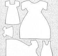 dress templates template u0026 printable patterns