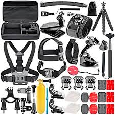 Gopro Kit Neewer 50 In 1 Accessory Kit For Gopro