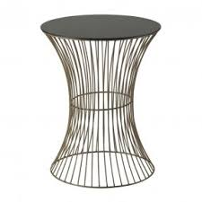 Metal Accent Table Metal Drum Accent Table Foter