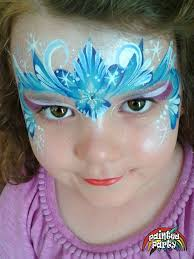 48 best frozen face painting images on pinterest frozen face