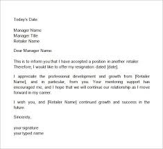 10 best images of 2 weeks notice letter two 2 week notice letter