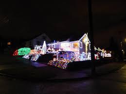 best holiday lights in ballard u0027s west woodland neighborhood west