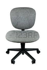 desk chair without arms desk chair without arms office chair without arm rest isolate
