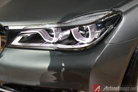 bmw laser headlights 2016 bmw 7 series headlight autonetmagz