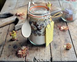 christmas morning muffins in a jar great british chefs