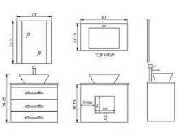 Vanity Dimensions Standard Bathroom Vanity Depth Home Design Ideas Bathroom Vanity Mirror