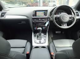 Audi Q5 Diesel - used audi q5 3 0 tdi quattro s line plus s tronic 245ps for sale