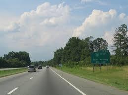 Interstate 26 Map South Carolina Aaroads Interstate 26 West Spartanburg County