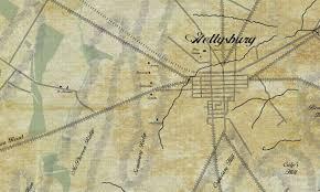 Battle Of Gettysburg Map Gettysburg Command Post Games