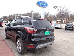 Ford Escape Exhaust - new 2017 ford escape titanium roselle il friendly ford