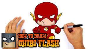 draw flash justice league