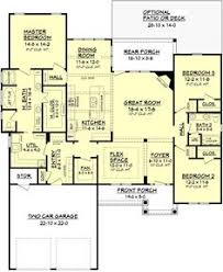 craftsman open floor plans craftsman mountain house plan and elevation 1400sft houseplans