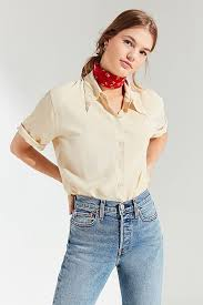 shirts and blouses yellow shirts blouses for outfitters