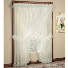 White Contemporary Curtains Contemporary Curtains For French Doors With Transparent White