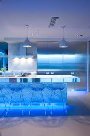 Led Strip Lights In Kitchen by Led Strip Lights Under Cabinet Kitchen Contemporary With Breakfast