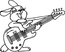 guitar coloring pages to print guitar coloring pages to print rock and roll coloring pages
