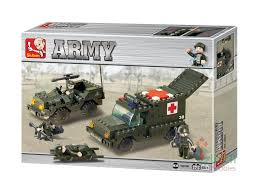 lego army jeep sluban m38 b6000 sluban army ambulance and jeep