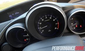 honda dashboard 2012 honda civic vti s hatch review video performancedrive