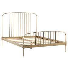 metal frame bed frame decorations