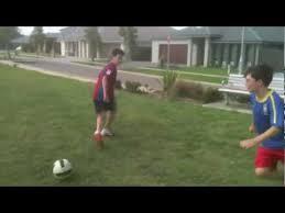 Best Soccer Goals For Backyard Backyard Soccer Goals And Fails Youtube