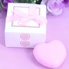 wedding favors in bulk buy wedding favors online bulk boxed pink heart scented soap for