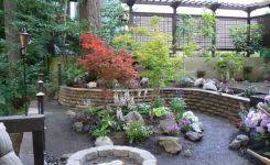 Small Sloped Backyard Ideas Incredible Landscaping Design Ideas For Backyard Ideas For