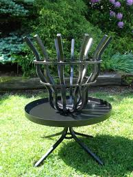 Firepit Grates Outdoor Pits Grate Wall Of