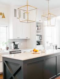 are two tone cabinets out of style trend we re loving two toned kitchens farmhouse living