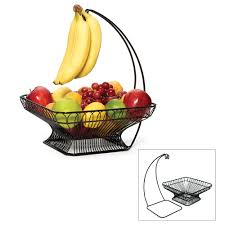 where to buy fruit baskets buy countryside fruit basket with banana hook online at mikasa