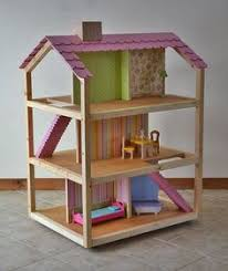Free Doll House Design Plans by Ana White Build A Dream Dollhouse Free And Easy Diy Project