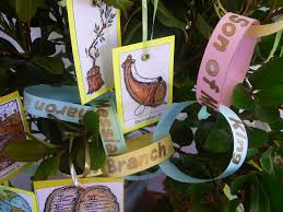 jesus u0027 names paper chain practical pages
