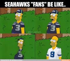 Seahawks Fan Meme - 22 meme internet seahawks fans be like homersimpson bushes