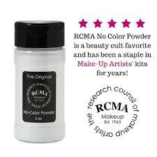 Bedak Rcma review list harga rcma no color powder bedak padat dan tabur