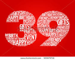 Happy 39th Birthday Wishes Graphics For Happy 39th Birthday Graphics Www Graphicsbuzz Com