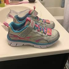light up shoes size 12 sport other girls nwt light up shoes size 12 poshmark