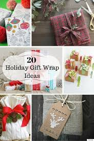 country christmas wrapping paper 20 gift wrapping ideas for all shapes and sizes