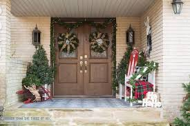 front porch christmas decorations front porch christmas decor hometalk